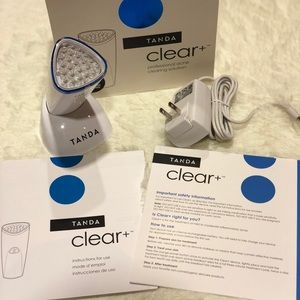Other - Tanda clear+ blue light therapy